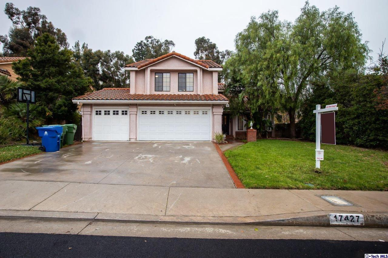 17427 TUSCAN DRIVE, Granada Hills, CA 91344