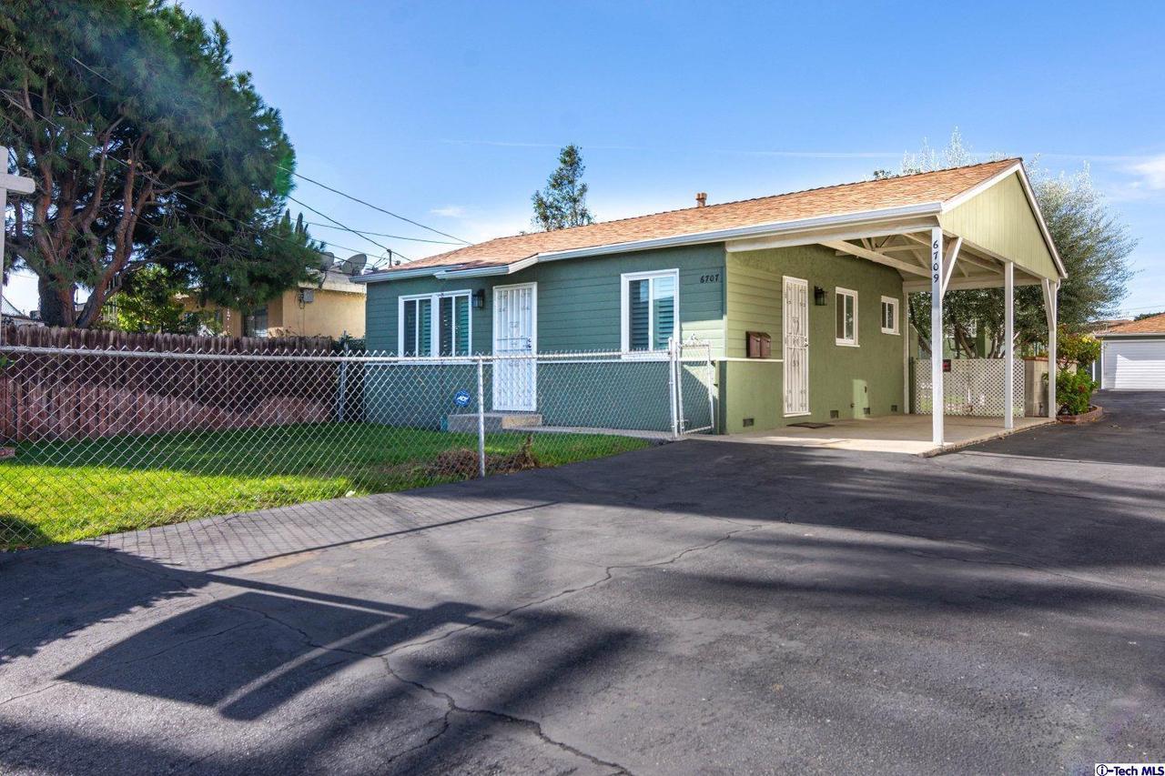 6707 CLEON AVENUE, North Hollywood, CA 91606