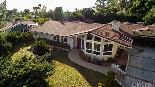 16711 Knollwood Drive, Granada Hills, CA 91344