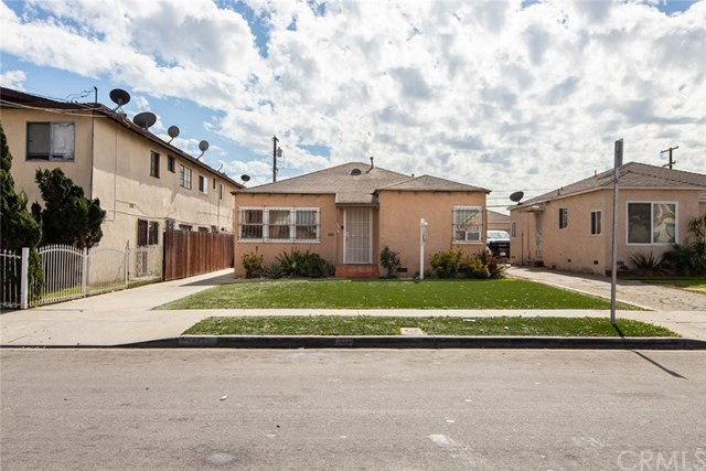 1618 107th Street, Los Angeles, CA 90047