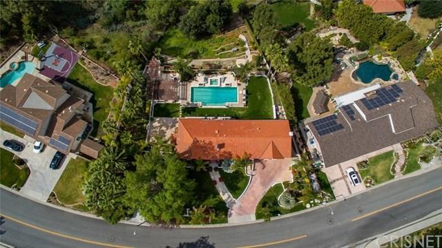 24155 Vista Hills Drive, Valencia, CA 91355