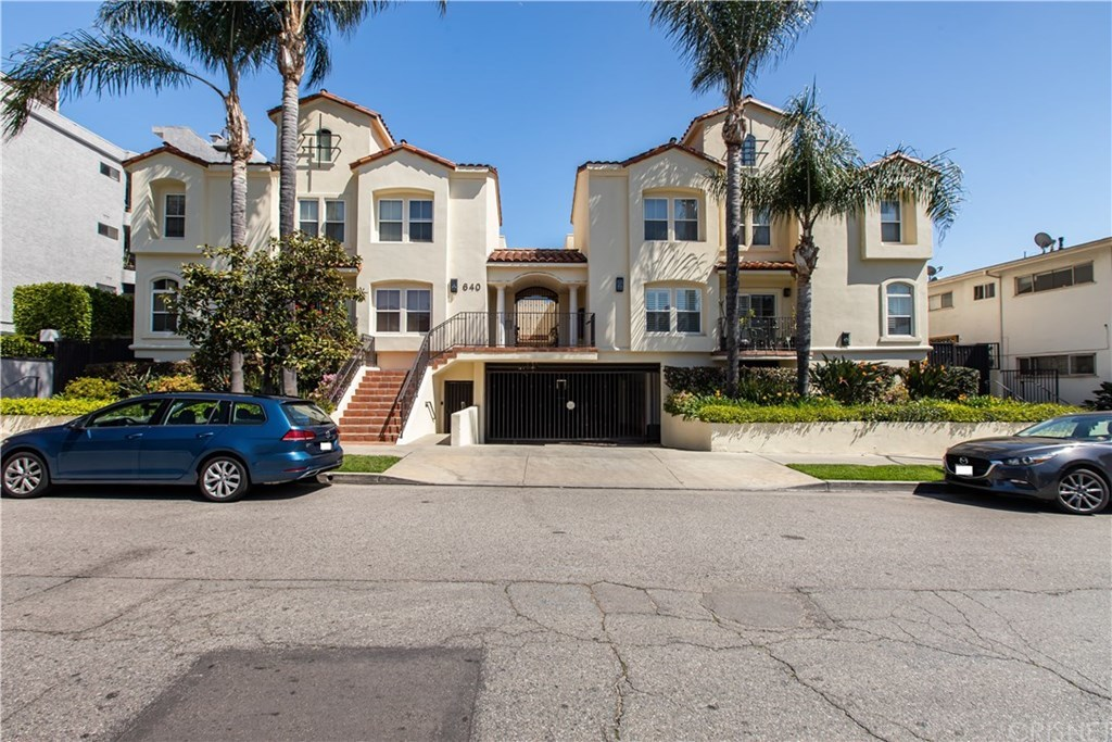 640 Sweetzer Avenue #6, Los Angeles, CA 90048