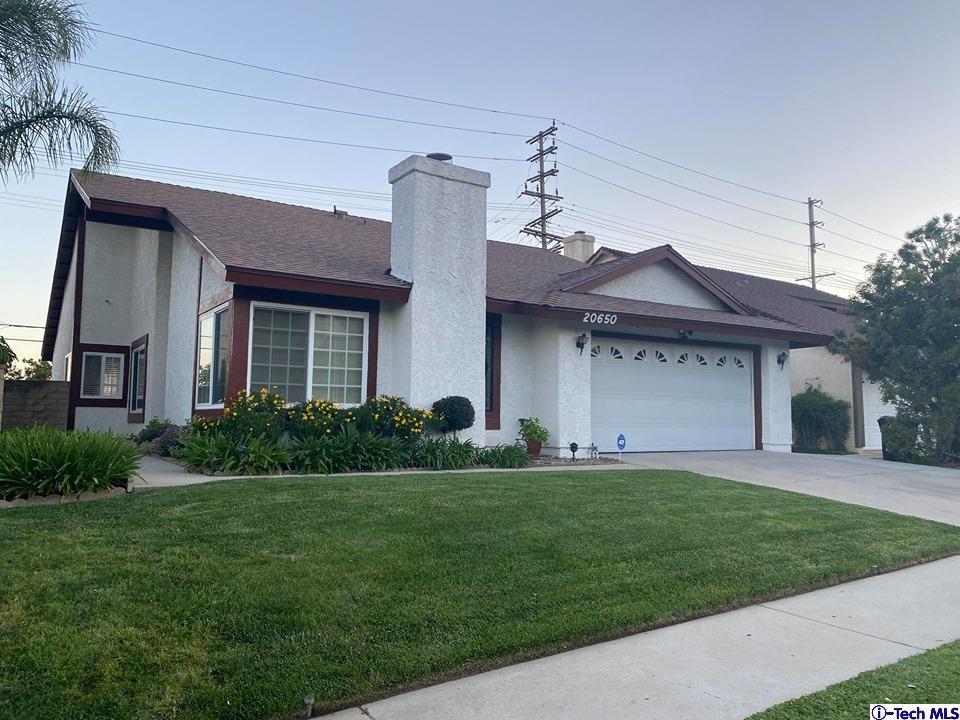 20650 Lemmer Street, Chatsworth, CA 91311