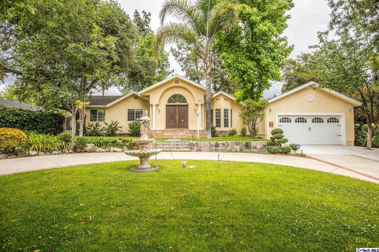 721 Craig Avenue, La Canada Flintridge, CA 91011