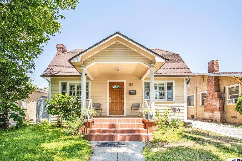 359 W Garfield Avenue, Glendale, CA 91204