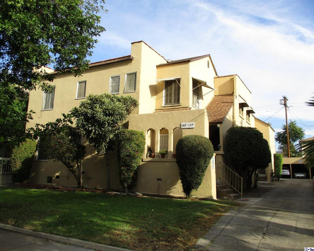 1317 East Wilson Avenue, Glendale, CA 91206