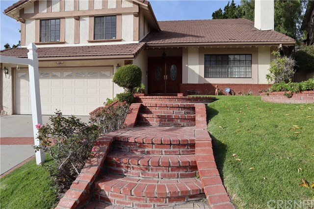 17407 Sunset Ridge Circle, Granada Hills, CA 91344